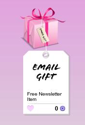 Cajita de regalo gratis + Frenesí de Compras (1/3)