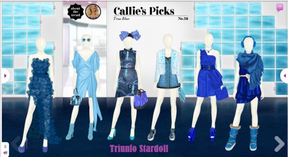 callie's Picks tienda stardoll