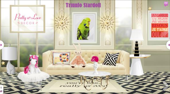 pretty'n love decor stardoll ropa