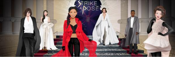 Strike a Pose 1